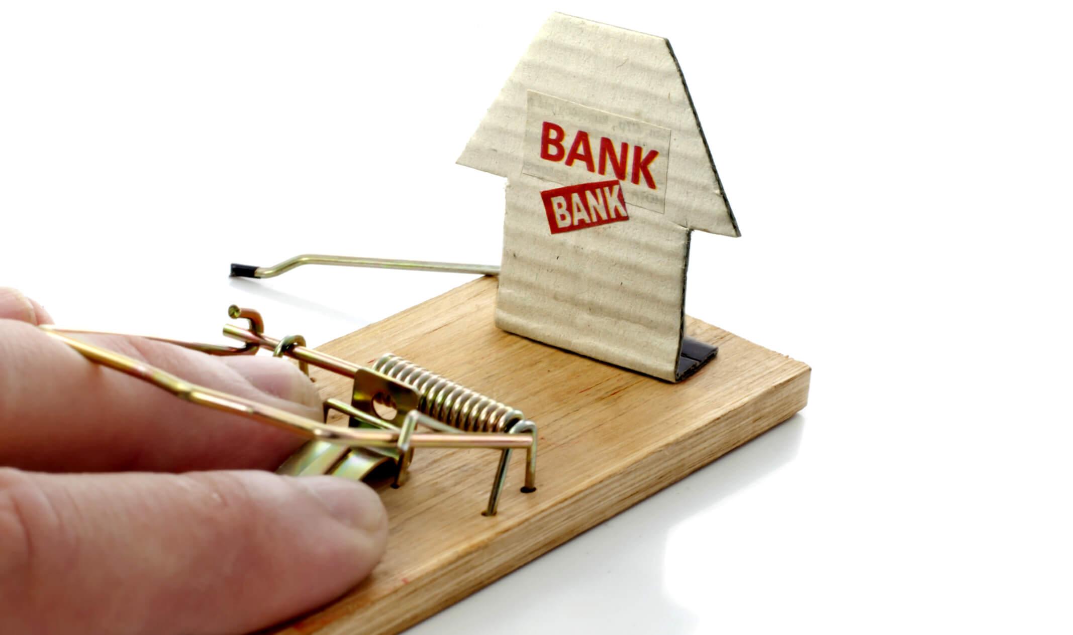 Як обманюють банки