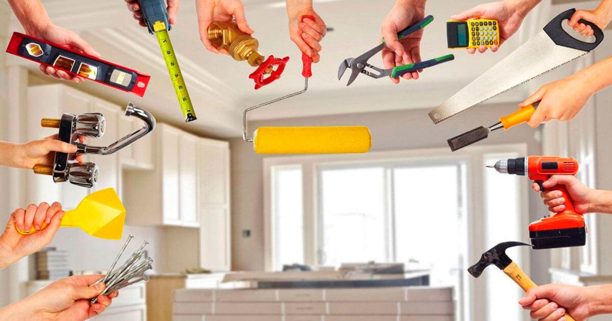 Ціна ремонту квартири в Києві