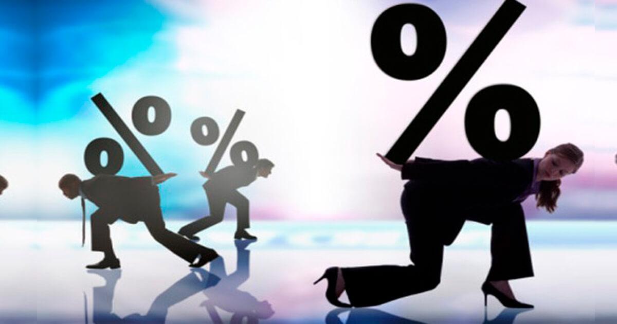 Розрахунок ефективної процентної ставки