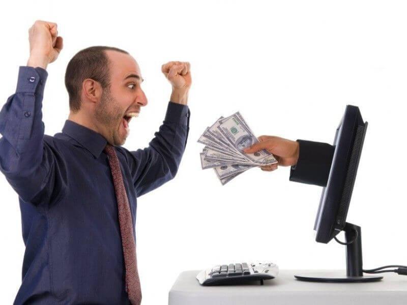 Гроші до заробітної плати. Отримати гроші на картку