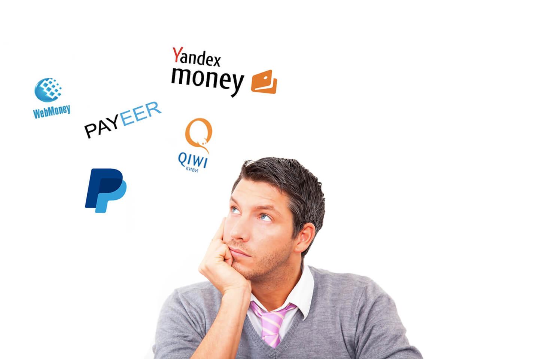Що таке електронні гроші та веб гаманець? Як підібрати веб-гаманець: поради та рекомендації