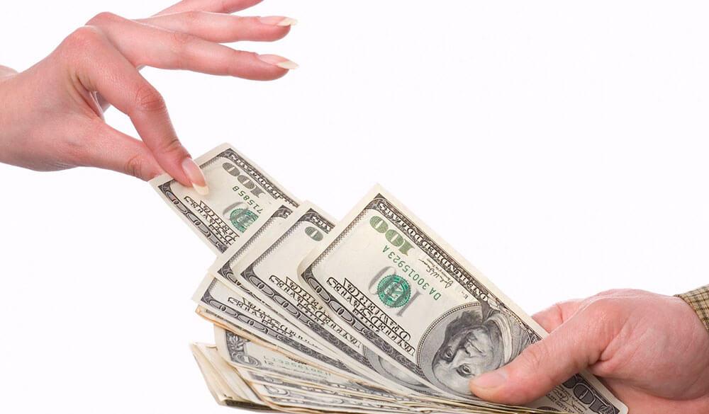 Сколько получают в Украине?