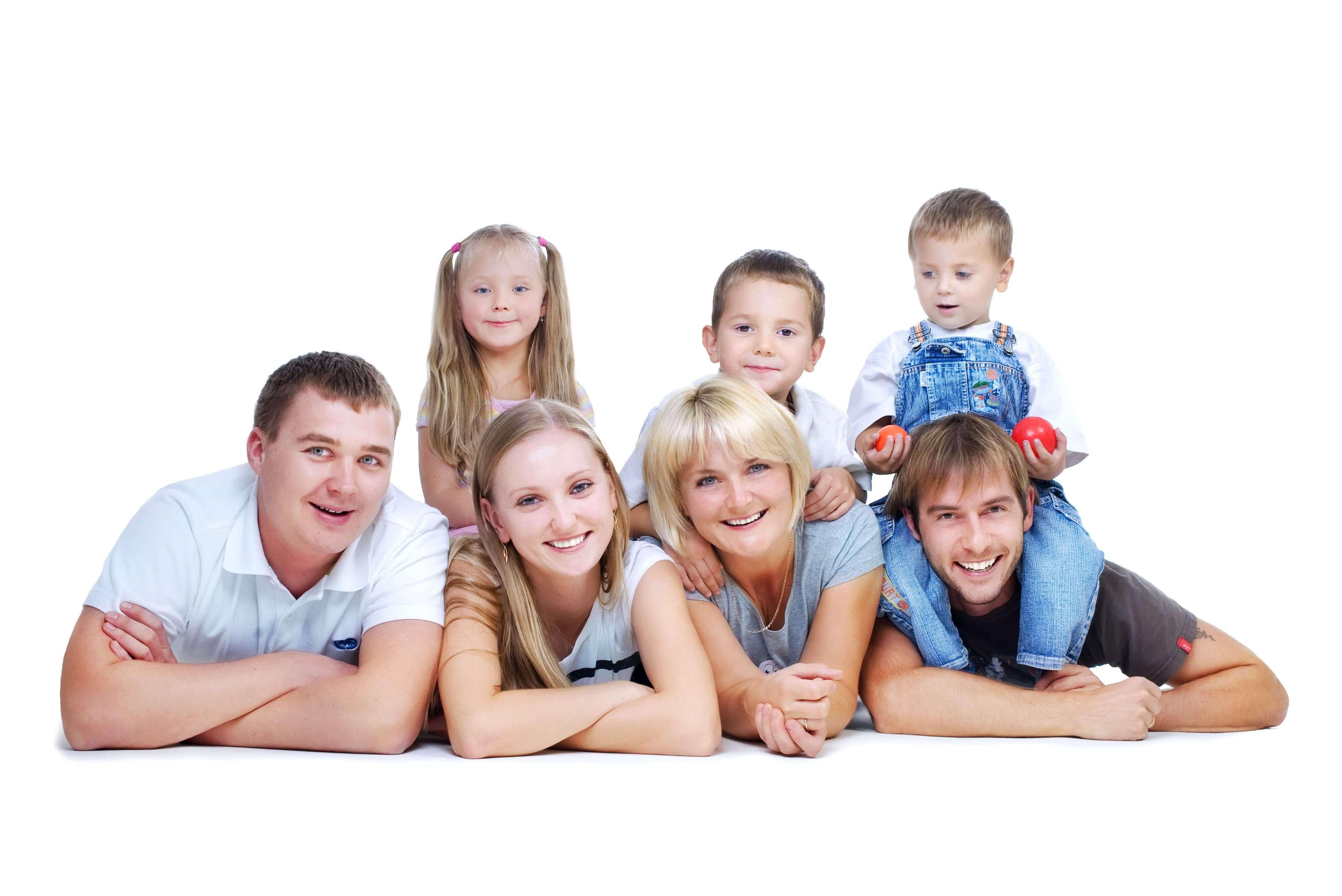 Які пільги покладені багатодітним сім'ям? Пільги багатодітним родинам
