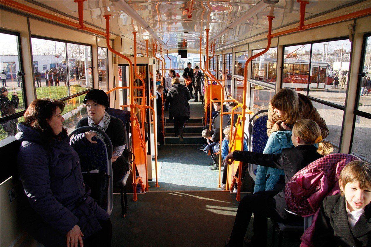 Сколько стоит городской транспорт?